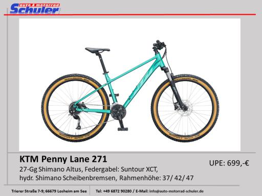 KTM Penny Lane 271 MTB