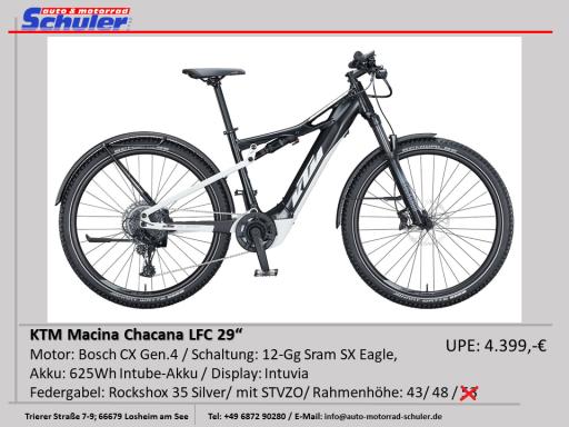 KTM Macina Chacana LFC Fully